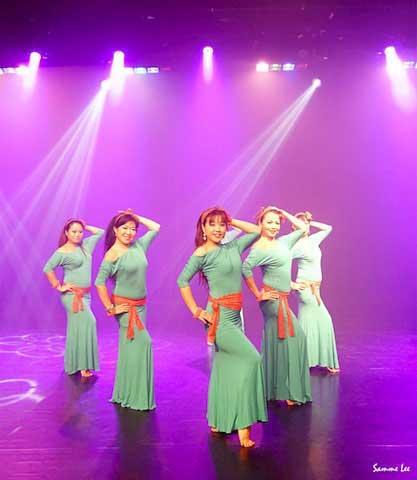belly dancing instructors