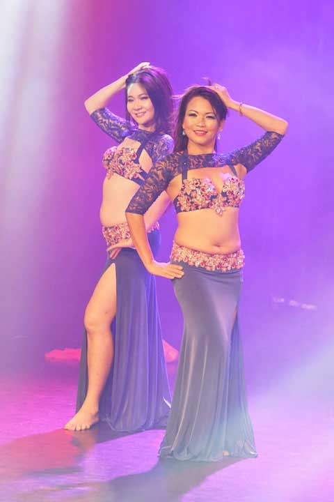 belly dancing lessons
