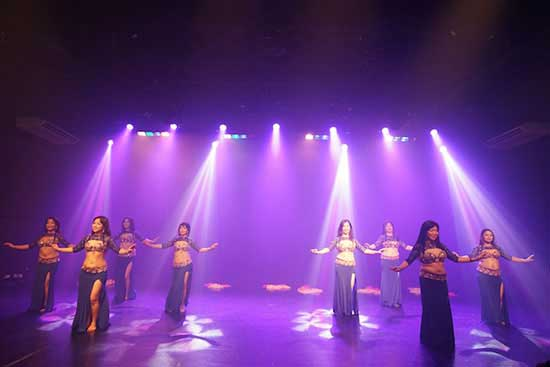 belly dance singapore